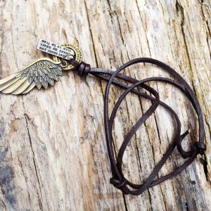 Wing necklace from Holy Land