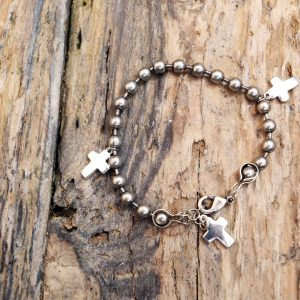 Three cross bracelet from Holy Land