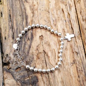 Cross bracelet from Holy Land
