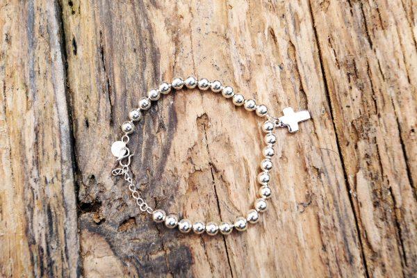 Cross bracelet from Holy Land